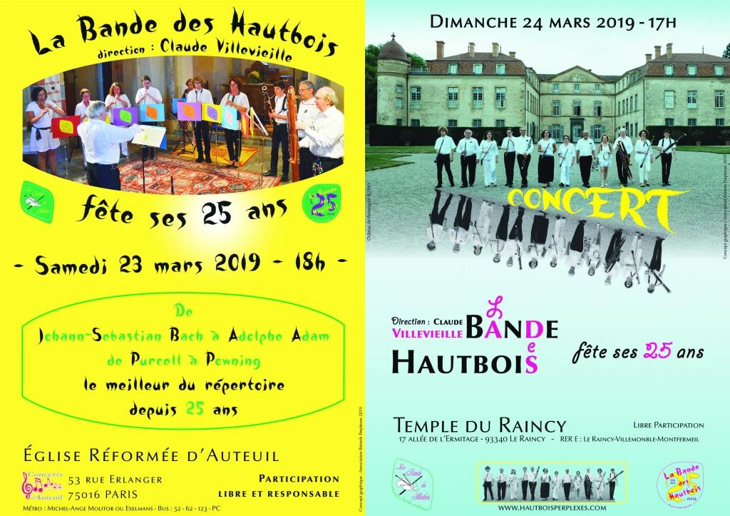 2 concerts